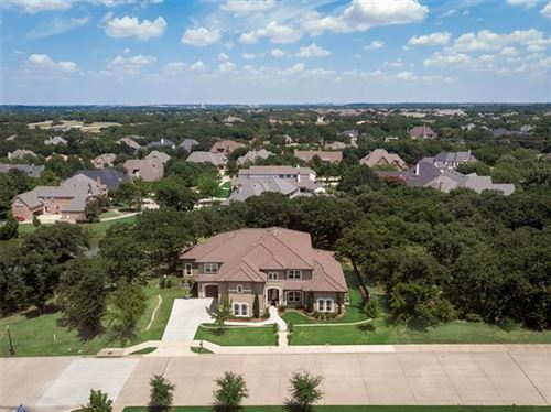 Photo of 7001 Cast Iron Forest Trail, Colleyville, TX 76034 (MLS # 14344689)