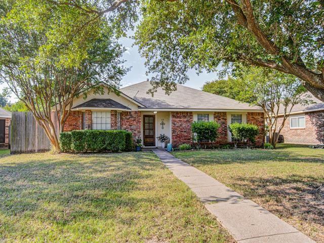 618 Aldenwood Street, Allen, TX 75002 - #: 14364689