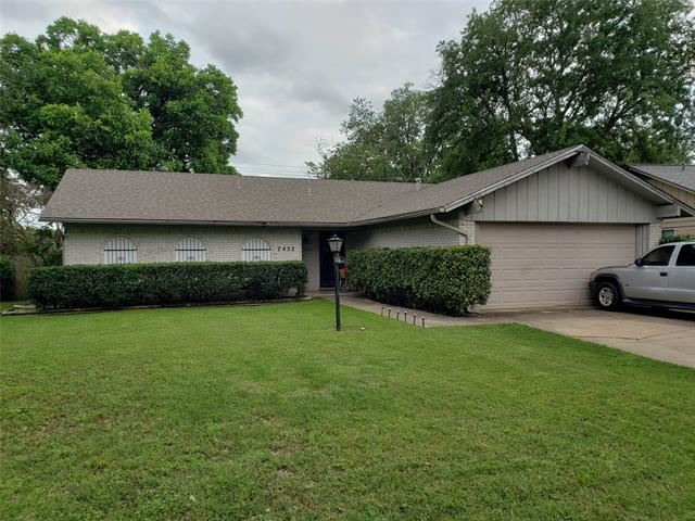 7432 Overhill Road, Fort Worth, TX 76116 - #: 14590689