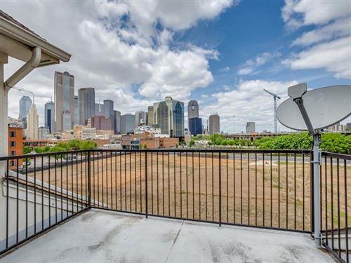 Photo of 2225 Canton Street #133, Dallas, TX 75201 (MLS # 14339691)