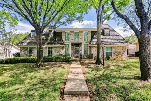 2219 Franklin Drive, Arlington, TX 76011 - #: 14346693