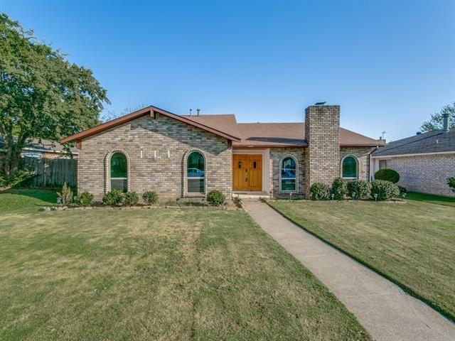 2921 Red Gum Road, Garland, TX 75044 - #: 14471693
