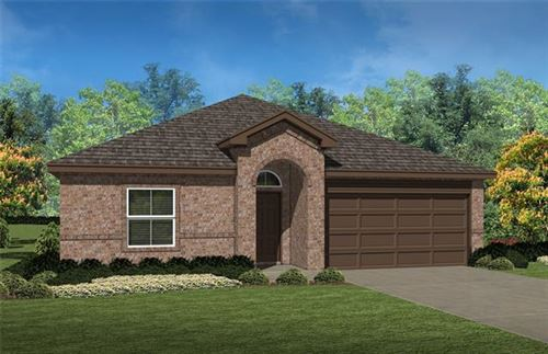 Photo of 828 MEADOW SCAPE Drive, Fort Worth, TX 76028 (MLS # 14265694)