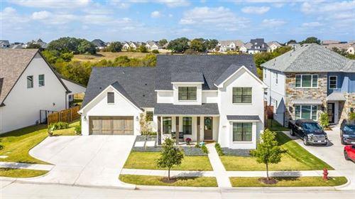Photo of 337 Creekview Terrace, Aledo, TX 76008 (MLS # 14457698)