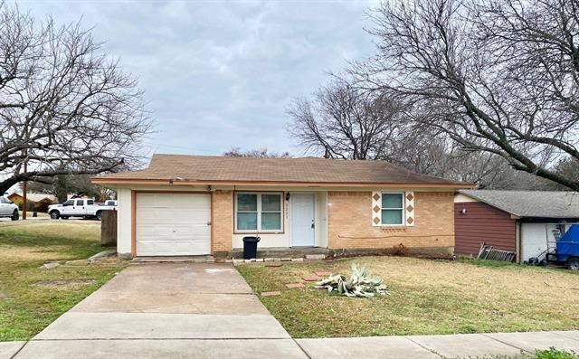 1221 Rusk Drive, Mesquite, TX 75149 - #: 14523698