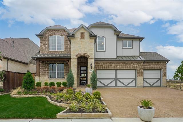 1605 Eleanor Drive, Fort Worth, TX 76052 - #: 14558698
