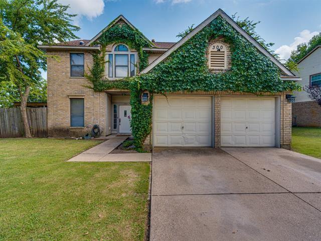 300 Meandering Way, Glenn Heights, TX 75154 - #: 14629700