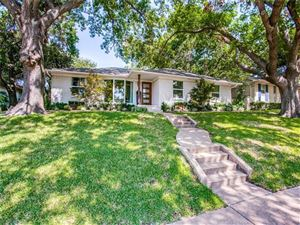 Photo of 6717 Dalhart Lane, Dallas, TX 75214 (MLS # 14162701)