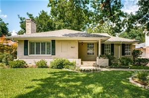 Photo of 6411 Glennox Lane, Dallas, TX 75214 (MLS # 14164702)