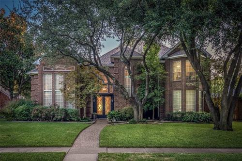 Photo of 4528 Old Pond Drive, Plano, TX 75024 (MLS # 14447702)