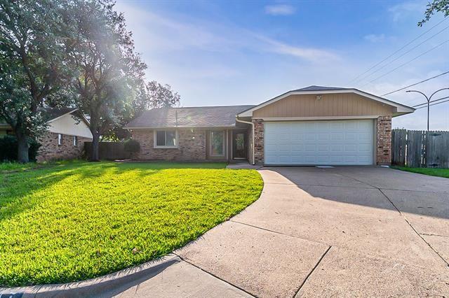 5317 Pampas Court, Arlington, TX 76018 - #: 14647704