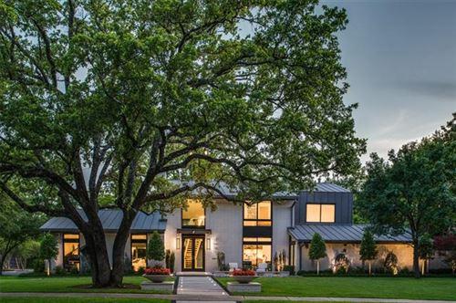 Tiny photo for 3601 Euclid Avenue, Highland Park, TX 75205 (MLS # 14340707)
