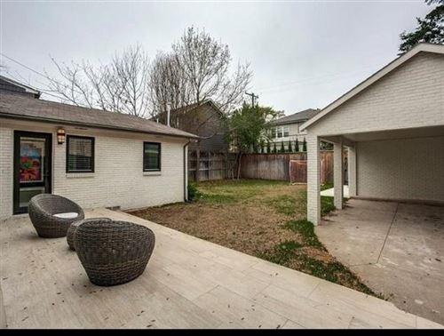 Tiny photo for 4558 Rheims Place, Highland Park, TX 75205 (MLS # 14453707)
