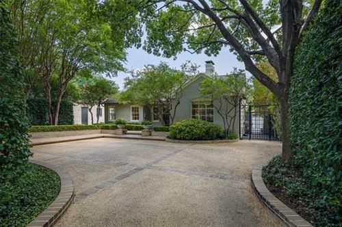 Photo of 4669 Livingston Avenue, Highland Park, TX 75209 (MLS # 14403709)