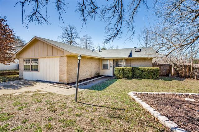 2420 Jewell Drive, Arlington, TX 76016 - #: 14517710