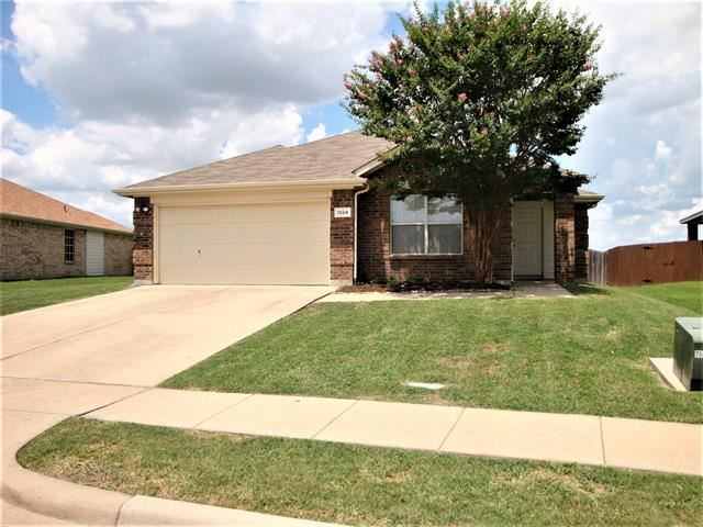 1224 Sweetwater Drive, Burleson, TX 76028 - #: 14616710