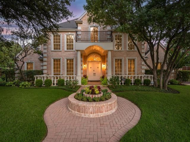 4605 Mill Springs Court, Colleyville, TX 76034 - #: 14665710