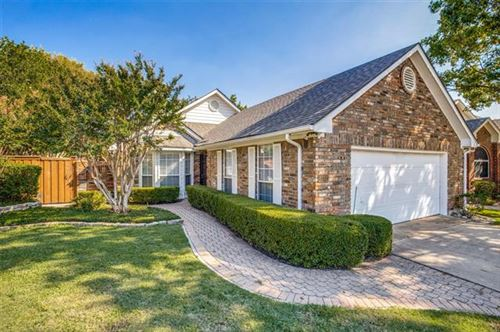 Photo of 1332 Kittery Drive, Plano, TX 75093 (MLS # 14686711)