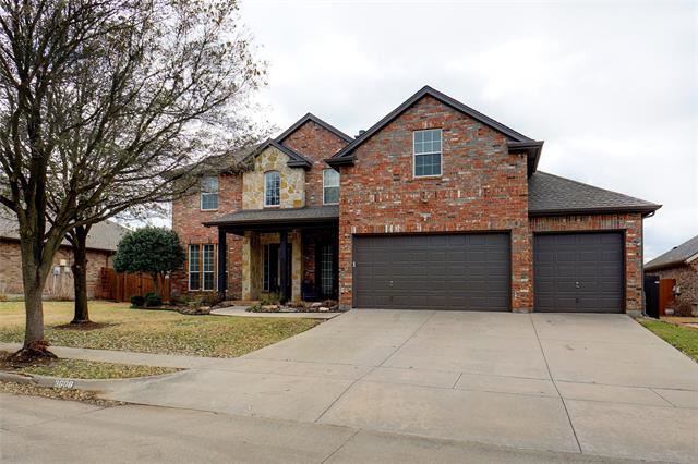 3608 Oliver Drive, Fort Worth, TX 76244 - #: 14531712