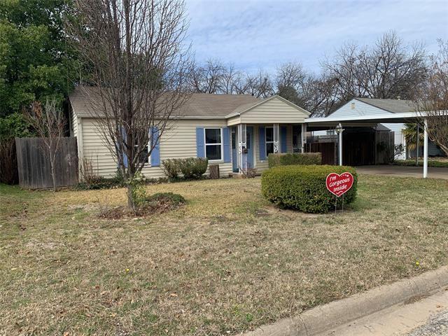 611 Worthview Drive, River Oaks, TX 76114 - #: 14481717