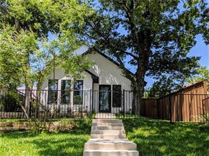 Photo of 1211 Woodlawn Avenue, Dallas, TX 75208 (MLS # 14108722)
