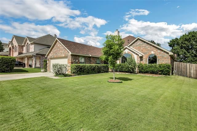 7808 Rampston Place, Fort Worth, TX 76137 - #: 14423722