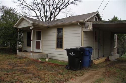 Photo of 1718 S Fannin Avenue, Denison, TX 75020 (MLS # 14487727)