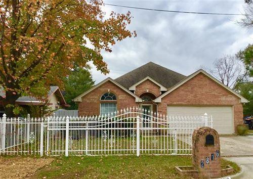 Photo of 2816 Selma Street, Fort Worth, TX 76111 (MLS # 14479728)