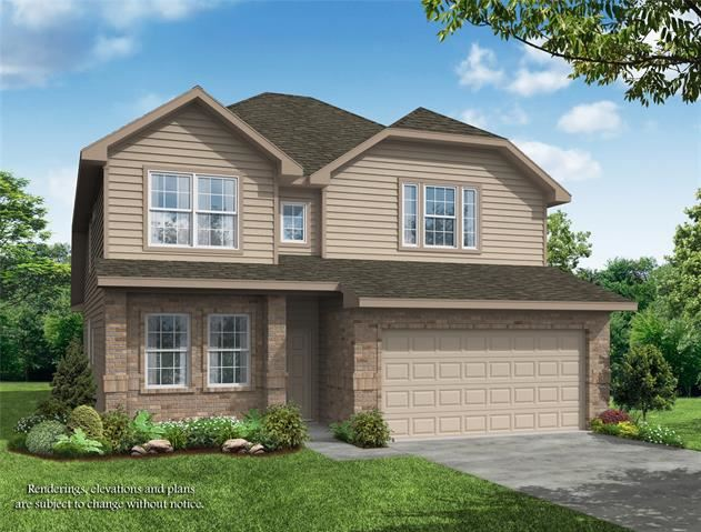 8372 Horned Maple Trail, Fort Worth, TX 76123 - #: 14660729