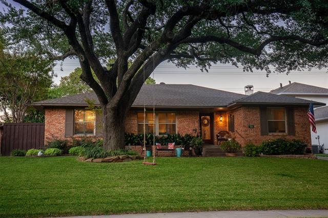 6611 Lange Circle, Dallas, TX 75214 - #: 14455730