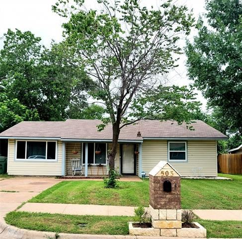 503 Darlene Lane, Arlington, TX 76010 - #: 14590732