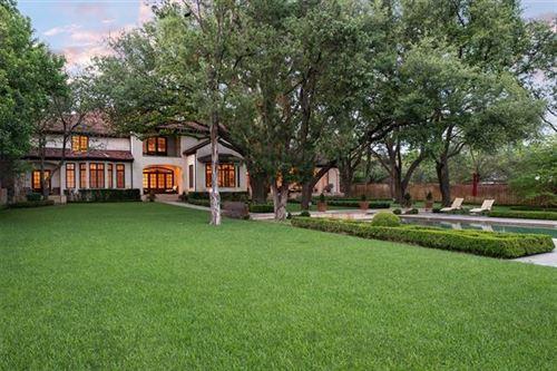 Tiny photo for 5210 Deloache Avenue, Dallas, TX 75220 (MLS # 14580734)