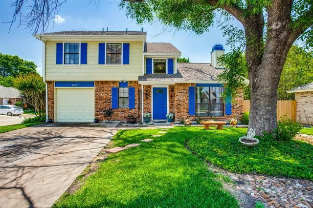 2809 Persimmons Court, Plano, TX 75074 - #: 14597734