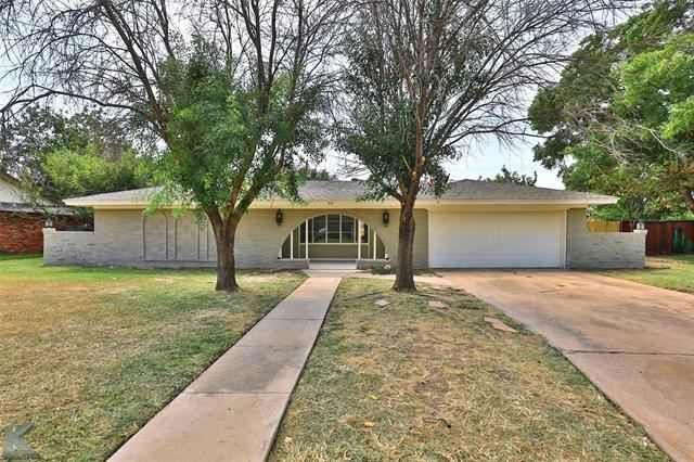 55 Cobblestone Lane, Abilene, TX 79606 - MLS#: 14675734