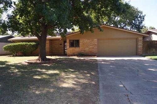 Photo of 1702 S Willis Street, Abilene, TX 79605 (MLS # 14459735)