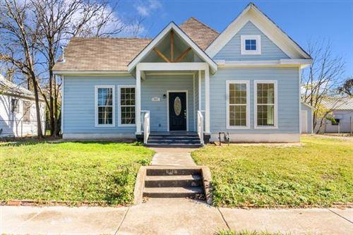 Photo of 4113 Stuart Street, Greenville, TX 75401 (MLS # 14474735)