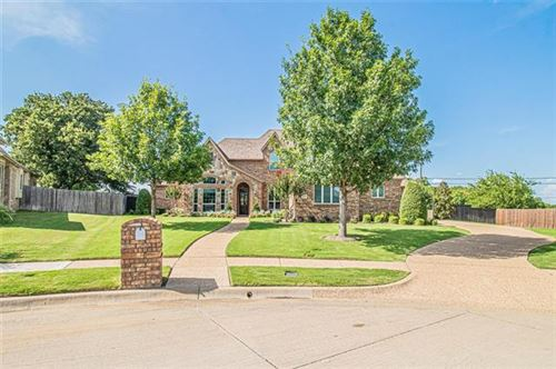 Photo of 211 Cedar Rock Court, Mansfield, TX 76063 (MLS # 14377736)