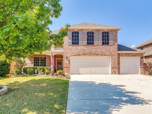 15453 Landing Creek Lane, Fort Worth, TX 76262 - #: 14444736