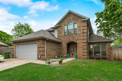 Photo of 7700 Driftwood Court, North Richland Hills, TX 76182 (MLS # 14312737)