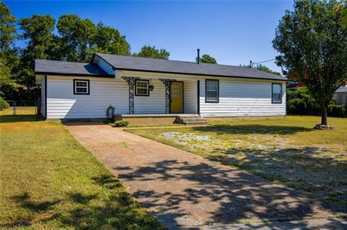 Photo of 2611 W Morton Street, Denison, TX 75020 (MLS # 14420739)
