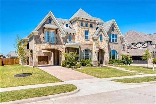 Photo of 8604 Tuscan Oaks Drive, McKinney, TX 75071 (MLS # 14504739)