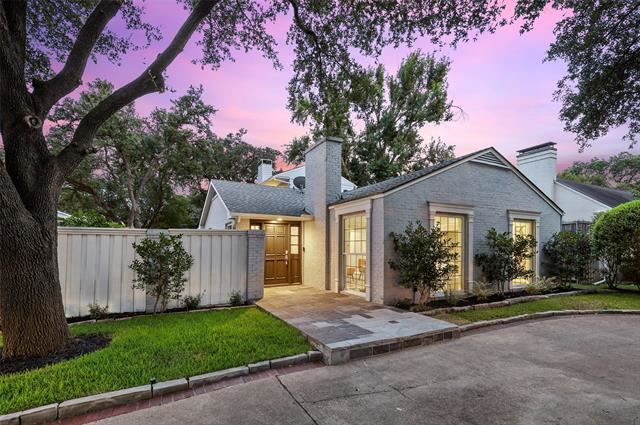 Photo for 4601 Southern Avenue, Highland Park, TX 75209 (MLS # 14637739)