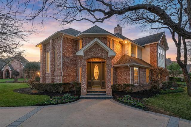202 Rochelle Court, Colleyville, TX 76034 - #: 14538740