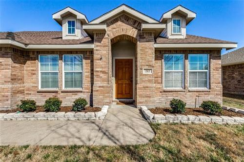 Photo of 212 Freedom Trail, Forney, TX 75126 (MLS # 14522741)
