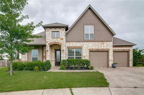 Photo of 113 Griffin Avenue, Fate, TX 75189 (MLS # 14590743)