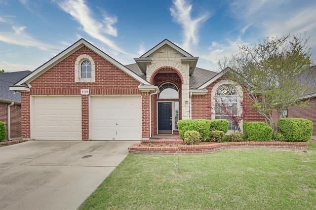 5109 Deer Ridge Court, Fort Worth, TX 76137 - #: 14548744