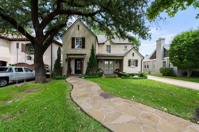 3728 Bellaire Drive N, Fort Worth, TX 76109 - #: 14602744