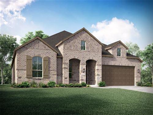 Photo of 1733 Amarone Lane, McLendon Chisholm, TX 75032 (MLS # 14404745)
