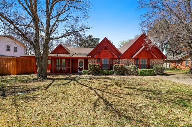 1700 Kendolph Drive, Denton, TX 76205 - #: 14536745