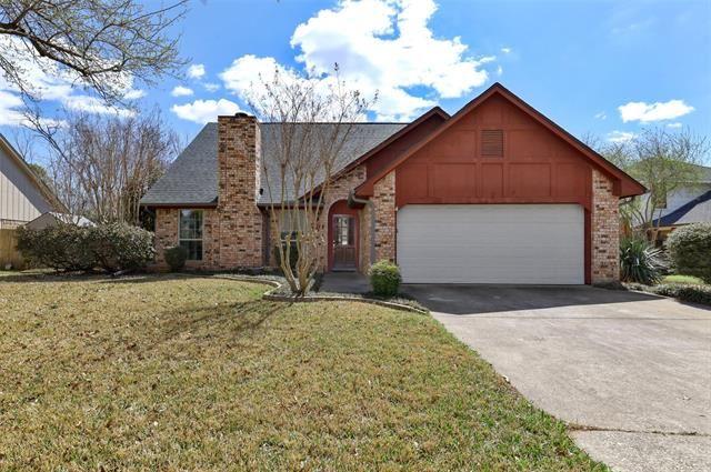 520 Gunnison Drive, Arlington, TX 76006 - #: 14536748